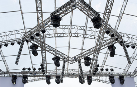 Bühnendach